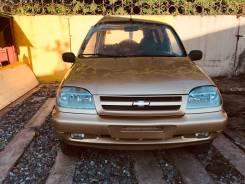 Chevrolet Niva. X9L21230050093477 0093477, BAZ 2123 0103998