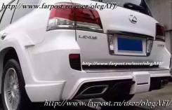 Бампер. Toyota Land Cruiser, GRJ200, J200, URJ200, UZJ200, UZJ200W, VDJ200, URJ202, URJ202W Lexus LX570, URJ201, URJ201W Двигатели: 3URFE, 2UZFE, 1URF...