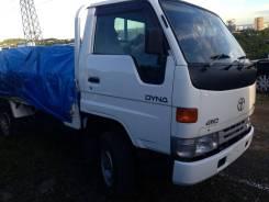 Toyota Dyna. 4вд, дизель 5L, кузов 3,15, 3 000куб. см., 1 500кг.