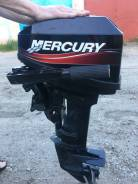 Mercury. 15,00л.с., 2-тактный, бензиновый, нога S (381 мм)