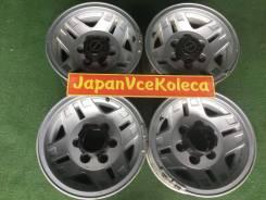 "Toyota. 7.0x15"", 6x139.70, ET-20, ЦО 110,0мм."