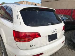 Стоп-сигнал. Audi Q7, 4LB Двигатели: BAR, BHK, BTR, BUG, BUN