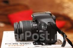 Canon EOS 550D. 15 - 19.9 Мп, зум: 5х