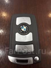 Ключ зажигания, смарт-ключ. BMW 7-Series, E65, E66 Двигатели: N52B30, M54B30