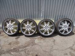 "Hipnotic Wheels Diva. x24"", 5x114.30, ET15"