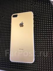 Apple iPhone 7 Plus. Б/у, 256 Гб и больше, Золотой, 3G, 4G LTE, Защищенный