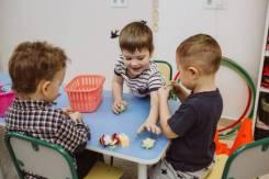 Клуб для мальчиков - развитие мужских качеств личности ребенка