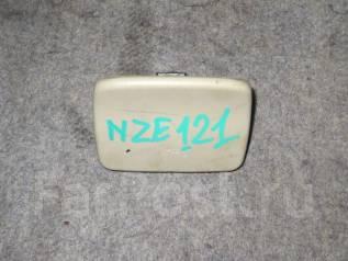 Пепельница. Toyota Corolla, NZE120, NZE121, NZE124 Двигатели: 1NZFE, 2NZFE