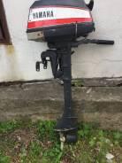 Yamaha. 5,00л.с., 2-тактный, бензиновый, нога L (508 мм), 1995 год год