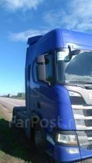 Scania. Тягач R440A 4x2, 2018 год, модель нового поколения!, 13 000куб. см., 12 000кг.
