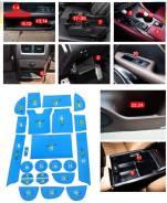 Накладки на коврики. Lexus: RX450hL, RX330, RX350, RX450h, RX270, RX350L, RX200t, RX400h, RX300. Под заказ