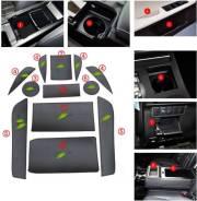 Накладки на коврики. Lexus: ES330, ES200, ES300h, ES350, ES300. Под заказ