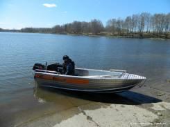 Wellboat-42. 2015 год год, длина 4,20м., двигатель без двигателя, 20,00л.с., бензин