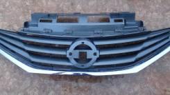 Решетка радиатора. Nissan Note, HE12, E12, NE12, SNE12 Двигатели: HR12DE, HR12DDR, HR16DE