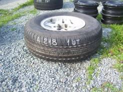 """Одна летняя шина 255/70 R-15 на литье 6х140. 7.0x15"""" 6x140.00 ET23 ЦО 100,0мм."""