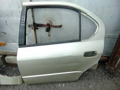 Дверь задняя левая (железо). 67004-32330