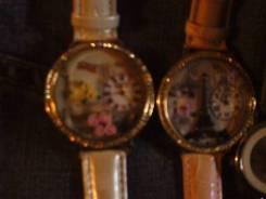 Часы Корея-Польша с кристаллами Сваровски 3 шт