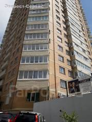 1-комнатная, улица Владикавказская 3. Луговая, проверенное агентство, 43кв.м. Дом снаружи