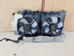 Радиатор охлаждения двигателя. Subaru Outback, BP9, BPE