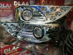 Фара противотуманная. Toyota Land Cruiser Prado, GRJ120, GRJ120W, GRJ121, GRJ121W, KDJ120, KDJ120W, KDJ121, KDJ121W, KDJ125, KDJ125W, RZJ120, RZJ120W...