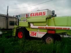 Claas Dominator. Прадам зерноуборочный комбаин Claas