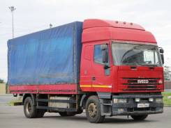 Iveco Eurostar. тентованный фургон, 10 000кг., 4x2