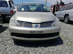 Nissan Tiida Latio. SNC11100733, HR15 DE