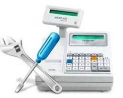 Ремонт, прошивка, регистрация онлайн касс, ккм