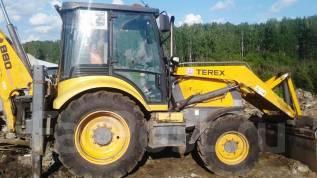 Terex 880 Elite. Продается экскаватор-погрузчик Terex-880