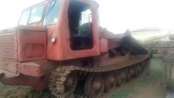 АТЗ ТТ-4. Трактор тт-4
