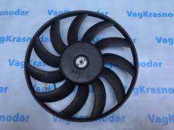 Вентилятор охлаждения радиатора. Audi S6 Audi A6, 4F2, 4F2/C6, 4F5, 4F5/C6