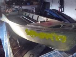 Сибирячка. 2006 год год, длина 3,60м., двигатель подвесной, 5,00л.с., бензин