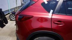 Задняя часть автомобиля Mazda CX-5