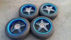 "Sparco. 8.0/9.0x17"", 5x114.30, ET32/39, ЦО 74,0 мм."