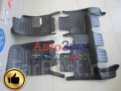 Коврики. Toyota Land Cruiser Prado, GRJ120, GRJ120W, KDJ120, KDJ120W, RZJ120, RZJ120W, TRJ120, TRJ120W, VZJ120, VZJ120W Двигатели: 1GRFE, 1KDFTV, 2TRF...