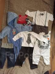 Одежда детская. Рост: 68-74, 74-80 см
