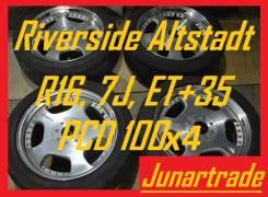 Кованные диски Riverside Altstadt R16, 7J, ET+35, оригинал, б/п по РФ