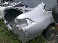 Задняя часть автомобиля. Nissan Teana, J32, J32R