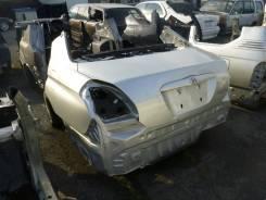 Задняя часть автомобиля. Toyota Verossa, JZX110