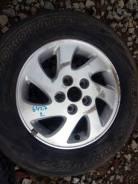"Daihatsu. 5.0x15"", 5x114.30, ET50"