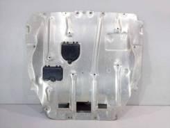 Защита двигателя железная.