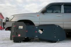 Защита двигателя. Toyota Land Cruiser, FZJ100, HDJ100, HDJ100L, J100, UZJ100, UZJ100L, UZJ100W