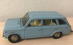 Модель авто 1:43 ВАЗ 2102 Жигули СССР игрушка винтаж.