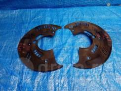 Щитки тормозных дисков subaru forester, передний