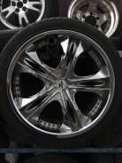 """Красивые колеса Wheels на R22 подходят на GX460, GX470, Prado120. x22"""" 6x139.70"""