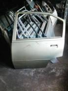 Дверь задняя левая opel kadett 89г хэчбек
