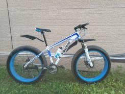 Велосипед Fatbike X-Treem продам Дальнегорск