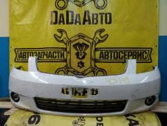 Бампер. Toyota Corolla Spacio, ZZE124N, ZZE122N, NZE121N Двигатели: 1ZZFE, 1NZFE