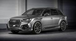 Обвес кузова аэродинамический. Audi S Audi Q7, 4M Двигатели: CREC, CRTC. Под заказ