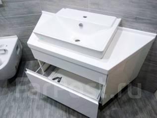 Столешницы, скинали, мебель на заказ, мебель для ванной